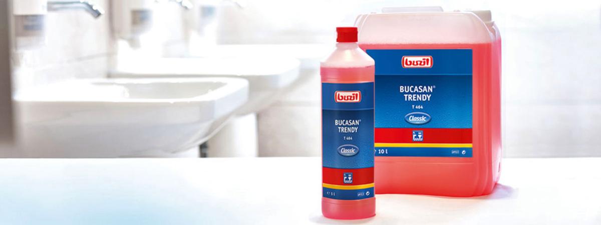 Buzil : Avec nous tout devient propre
